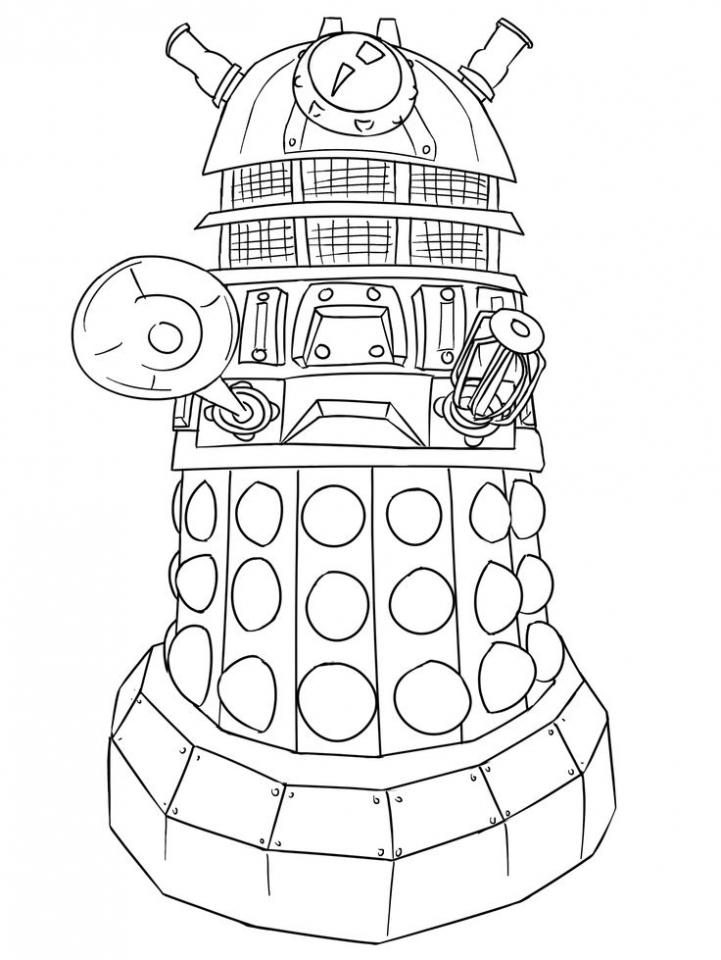 Parijs Kleurplaat Get This Children S Printable Doctor Who Coloring Pages