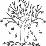 Tree Coloring Pages for Toddlers   MHTS9