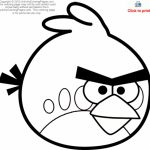Angry Bird Coloring Pages Free for Kids   6Ir1n