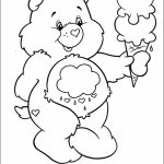 Care Bear Coloring Pages Free for Kids   e9bnu