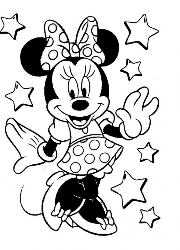Disney Color Pages Free Printable   51582