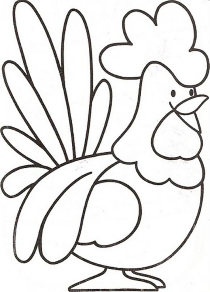 get this easy farm animal coloring pages for preschoolers 9iz28. Black Bedroom Furniture Sets. Home Design Ideas