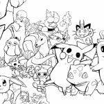 Free Coloring Pages Pokemon to Print   26021