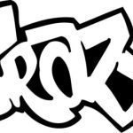 Free Graffiti Coloring Pages to Print   88595