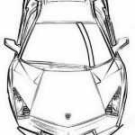 Free Lamborghini Coloring Pages to Print   16629