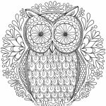 Free Mandala Coloring Pages For Adults   92143