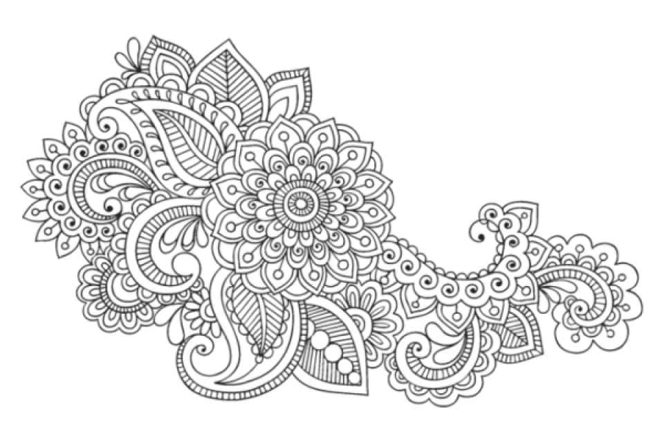 Free Mandala Coloring Pages For Adults to Print   77417