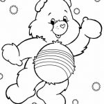 Free Preschool Care Bear Coloring Pages to Print   p1ivq