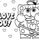 Free Preschool I Love You Coloring Pages to Print   p1ivq