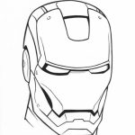 Ironman Coloring Pages Free Printable   9548