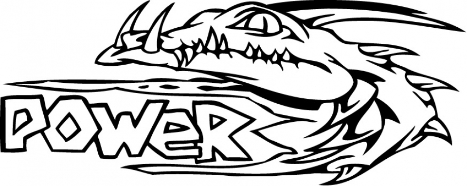 kids printable alligator coloring pages free online p2s2s
