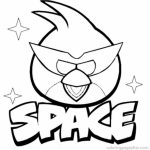 Online Angry Bird Coloring Pages to Print   aycRt