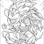 Online DBZ Coloring Pages   60096