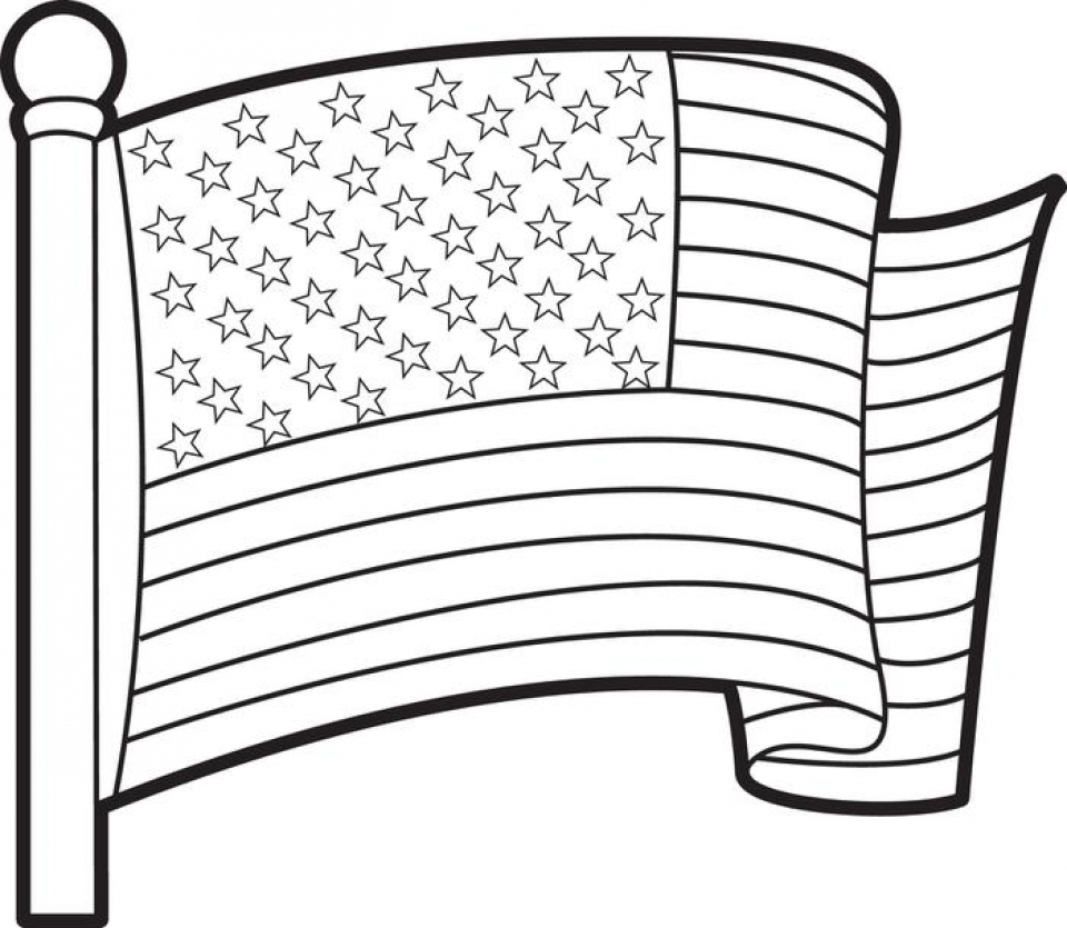banner coloring pages - get this online flag coloring pages for kids 8qgdr