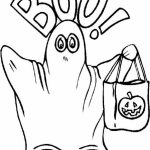 Online Ghost Coloring Pages   17433