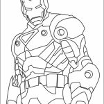 Online Ironman Coloring Pages   17433