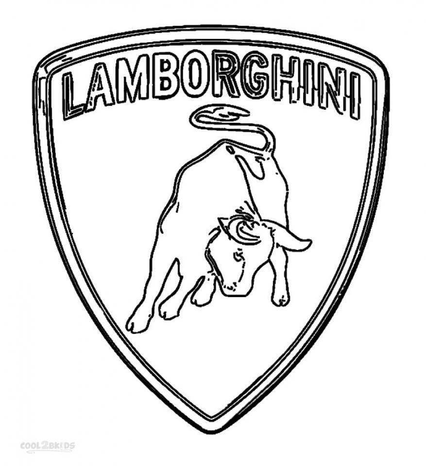 online lamborghini coloring pages 60096