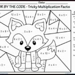 Online Math Coloring Pages for Kids   sz5em