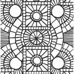 Online Mosaic Coloring Pages   88361