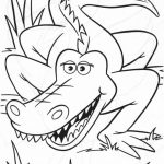 Online Printable Alligator Coloring Pages   rczoz