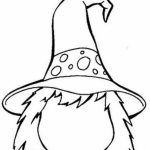 Online Printable Witch Coloring Pages   4z5CB