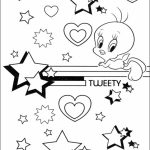 Online Tweety Bird Coloring Pages   61800