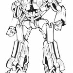 Optimus Prime Coloring Page Free to Print   j6hdb