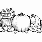 Printable Autumn Coloring Pages   29255