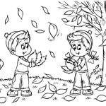 Printable Autumn Coloring Pages Online   64038
