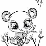 Printable Baby Animal Coloring Pages   29255
