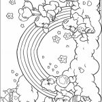 Printable Care Bear Coloring Pages for Kids   5prtr