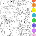 Printable Color By Number Pages Online   85256