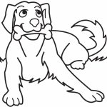 Printable Coloring Pages Of Dogs   63679