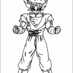 Printable DBZ Coloring Pages   29255