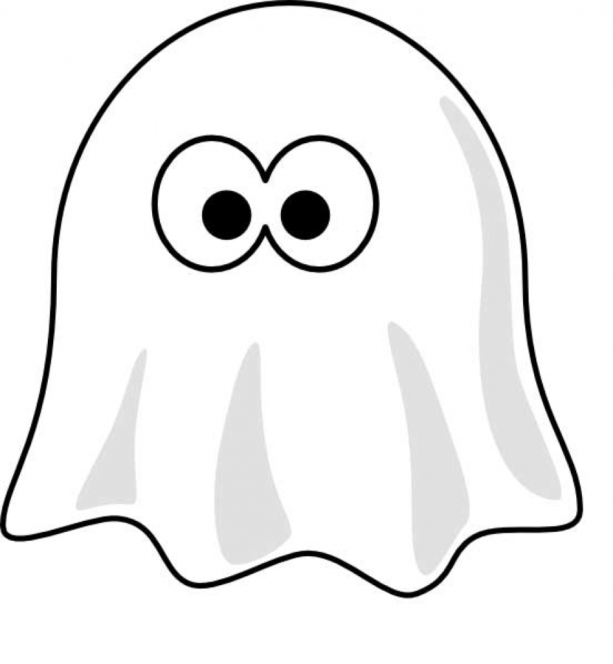 printable ghost coloring pages online 91060 ghost coloring pages