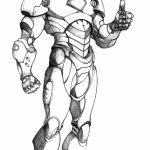 Printable Ironman Coloring Pages   29255