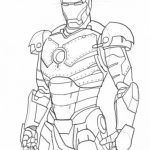 Printable Ironman Coloring Pages Online   59307