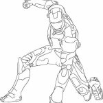 Printable Ironman Coloring Pages Online   64038
