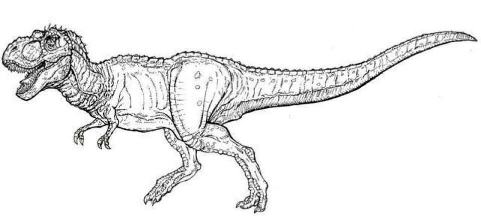 get this printable t rex coloring pages 87141