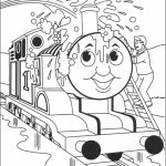 Printable Thomas And Friends Coloring Pages for Kids   BKj66