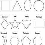 Shapes Coloring Pages to Print for Kids   aiwkr