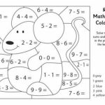 Simple Math Coloring Pages to Print for Preschoolers   cdsxi