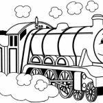Thomas And Friends Coloring Pages Free to Print   JU7zm