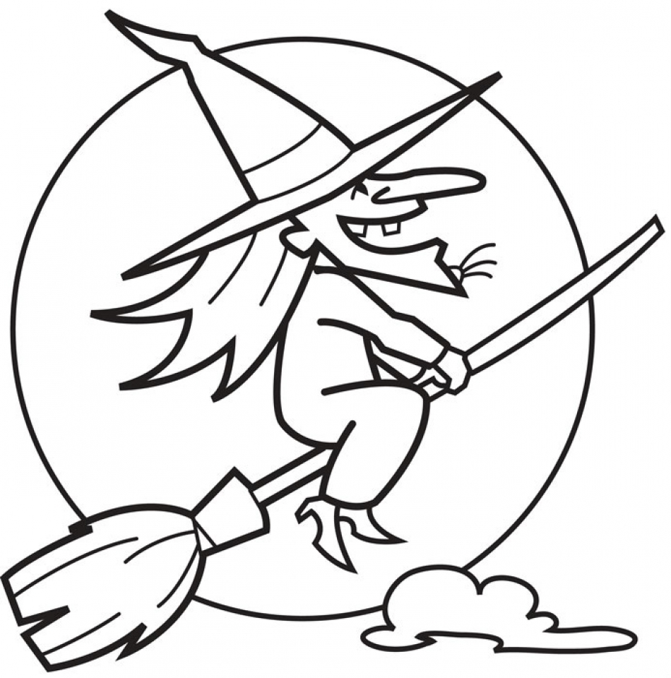 coloring pages of witches get this witch coloring pages printable for kids xi226