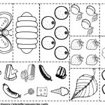 The Very Hungry Caterpillar Coloring Pages Free for Kids - 67491