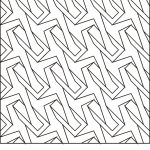 Adult Printable Tessellation Coloring Pages   36290