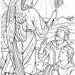 Angel Coloring Pages for Adults   4D5B9