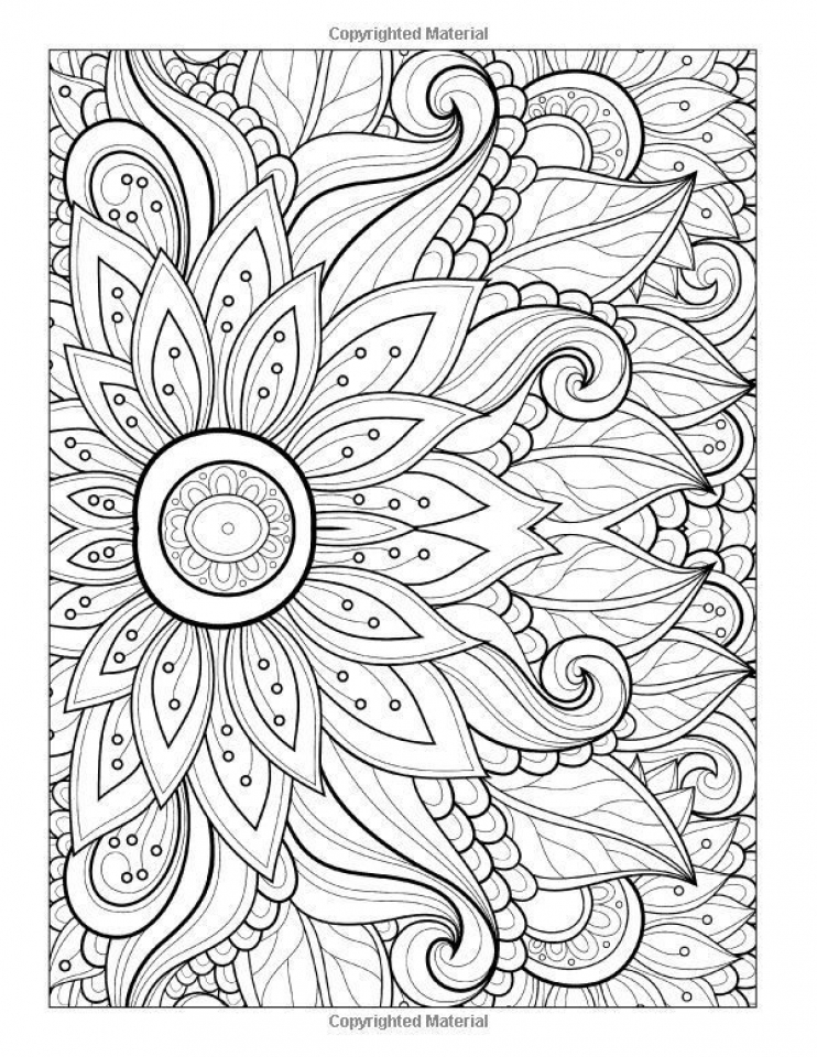 Art Deco Patterns Coloring Pages for Grown Ups   wrt7799