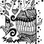 Autumn Coloring Pages for Adults Free Printable   569v