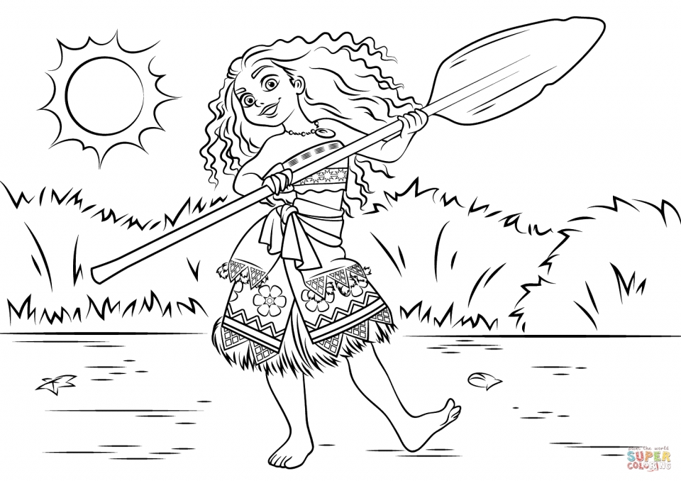 disney moana coloring pages - get this disney moana coloring pages tw24g